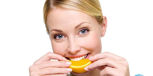 долька апельсина