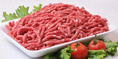 перекрученное мясо