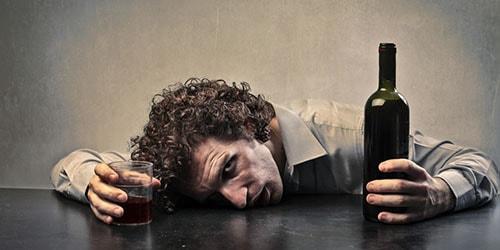 пьяный мужик