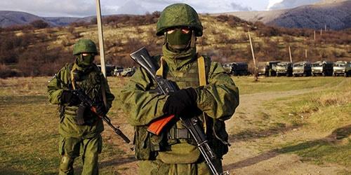 военные люди