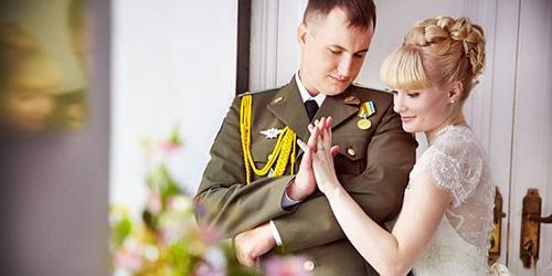 муж военный