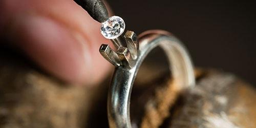 реставрация кольца