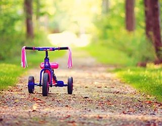 Сонник детский велосипед