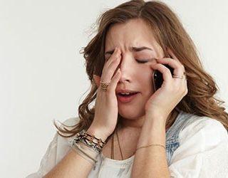Сонник девушка плачет