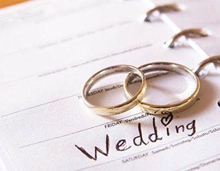 Готовиться к свадьбе