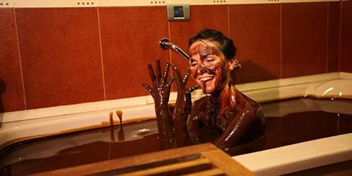 грязная вода в ванной