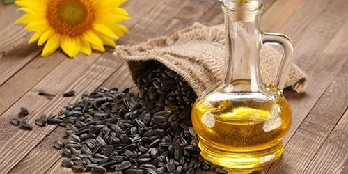 из семян подсолнечника получают масло