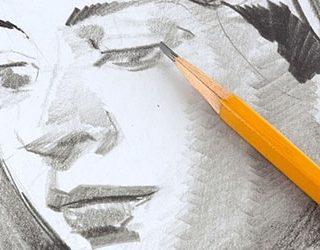 Рисовать карандашом