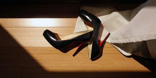 kasut baru