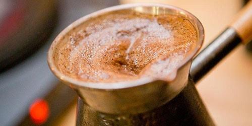 вареный кофе
