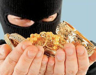 Во сне украли золото