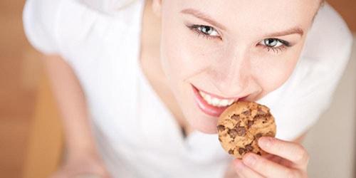 есть печенье