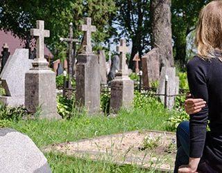 Гулять по кладбищу