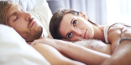 спать с мужем