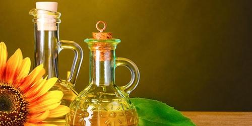 масло растительное