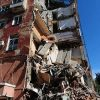 разрушенный дом