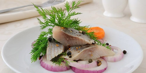 рыбная закуска