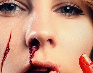 К чему снится кровь на лице?