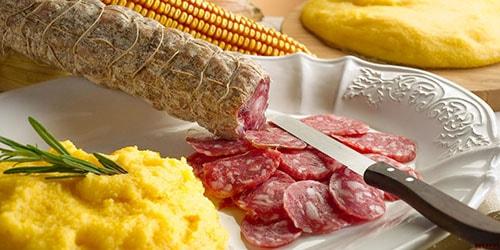 сырокопченая колбаса