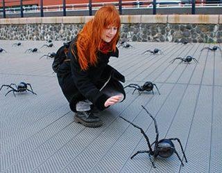 Во сне убивать пауков