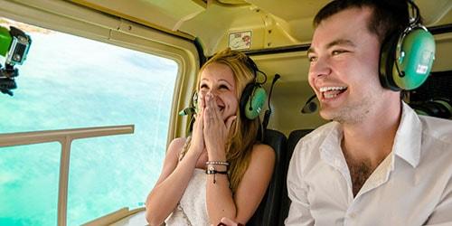 летать на вертолете