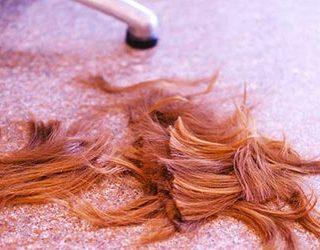 Чужие волосы