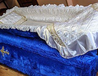 Маленький гроб
