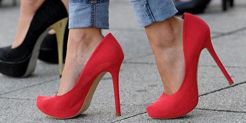 обувь не по размеру