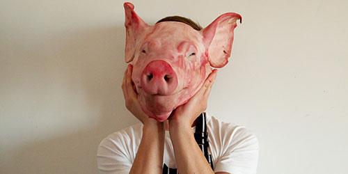 свиное рыло