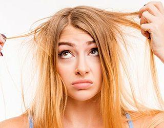 Выдернуть волосы