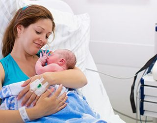 К чему беременной снится рождение мальчика?