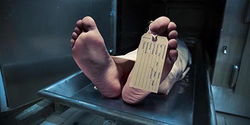 сонник ноги покойного