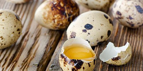 маленькие яйца