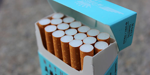 сигареты в пачке