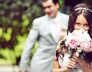 Свадьба с парнем