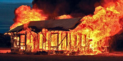Сонник Пожар приснился к чему снится Пожар во сне видеть