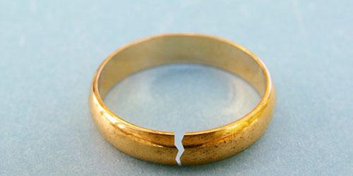 лопнувшее кольцо