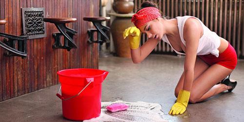 к чему снится женщине мыть полы