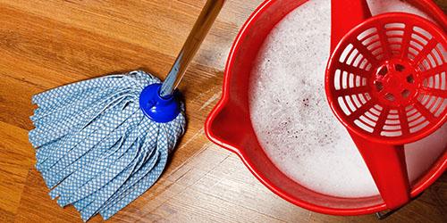 приснилось мыть полы на работе