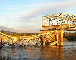 К чему снится разрушенный мост?