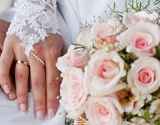 Свадьба замужней девушке