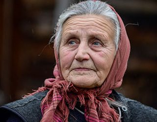 Умершая прабабушка