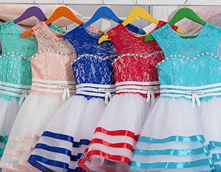 Сонник детское платье