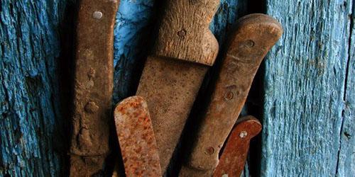 ржавые ножи