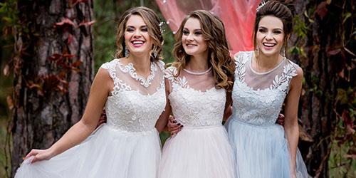три невесты