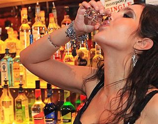 Пьяная дочь