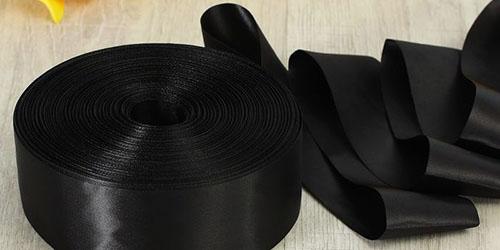 черная лента