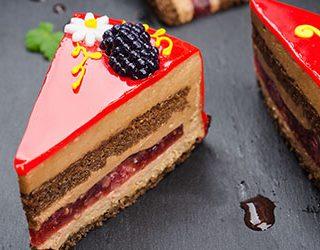 Видеть кусок торта во сне
