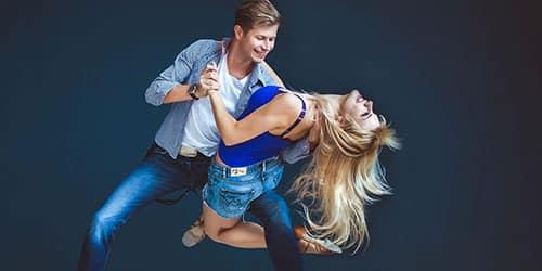 Танцевать с бывшим парнем