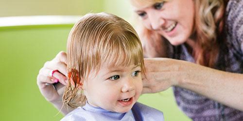 стричь волосы ребенку во сне